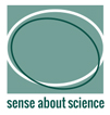 Sense About Acience logo